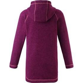 Reima Wapusk Tunique en laine Fille, deep purple